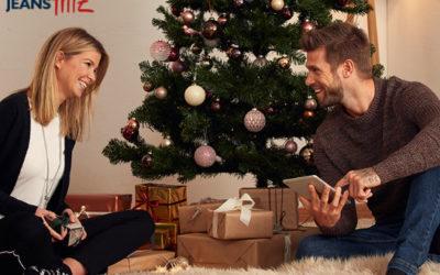 Jeans Fritz wünscht frohe Weihnachten